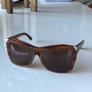 House of Harlow tortoise sunglasses